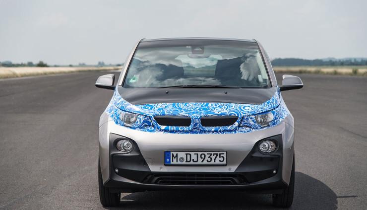BMW i3 Bilder Front