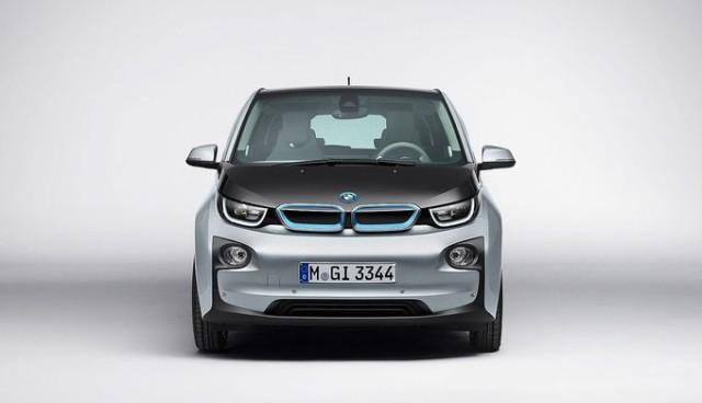 BMW i3 Bilder Front 2