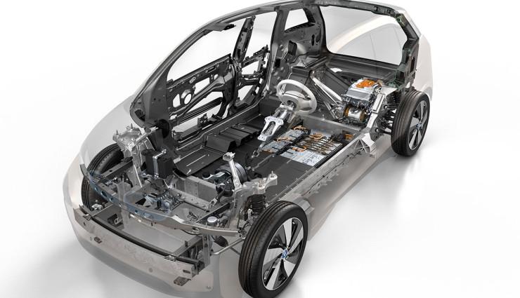 BMW i3 Bilder Karosserie