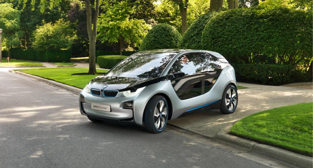 BMW i3: Neue Infos zum Vertriebskonzept