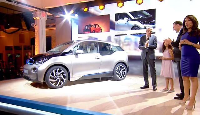 BMW i3 offiziell vorgestellt