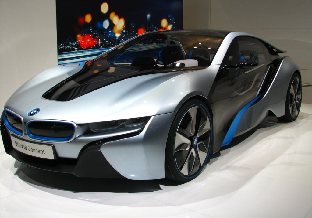 BMW i8: Neue Erlkönig-Schnappschüsse