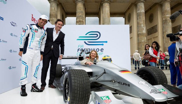 Formel E Motorengeräusch, Sound