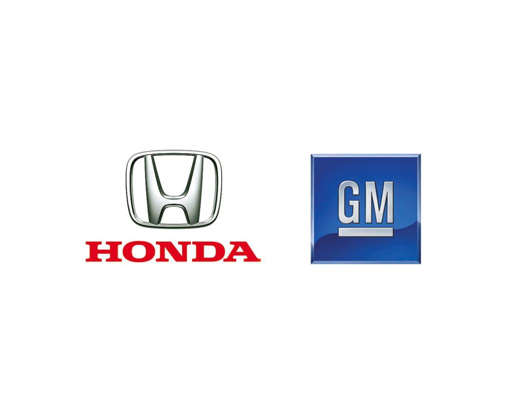 Honda General Motors - Brennstoffzelle