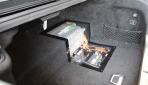 Mercedes-Benz S 500 Plug-In Hybrid - Kofferraum, Batterie