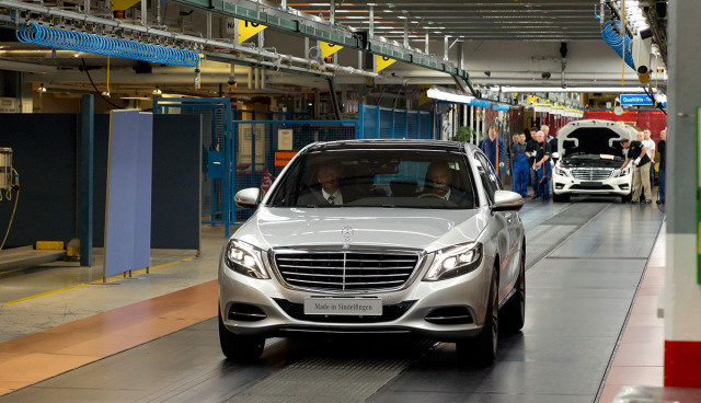 Mercedes Hybrid