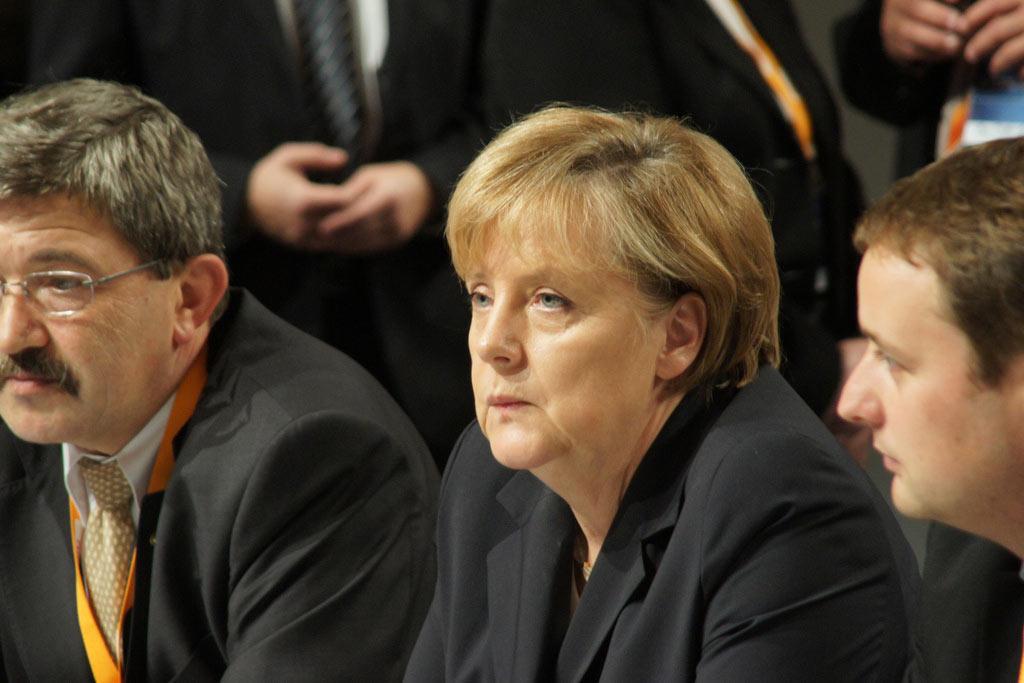 Merkel interveniert in Brüssel gegen CO2-Grenzwerte