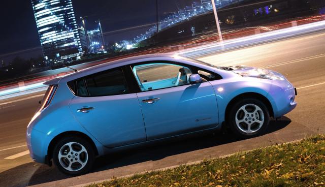 Nissan LEAF Lieferengpässe