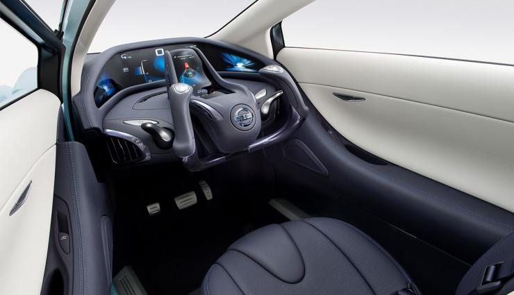 Nissan Land Glider Lenkrad