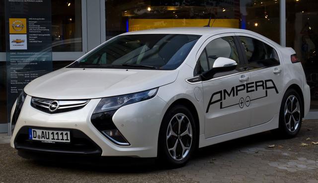 Opel Ampera Preissenkung