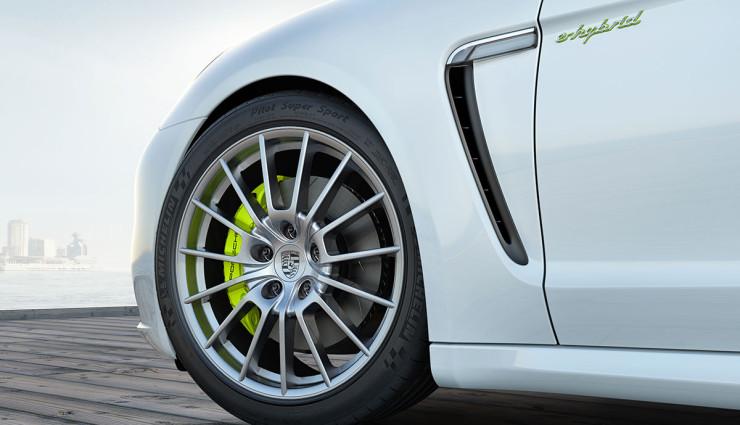 Porsche Panamera S E-Hybri
