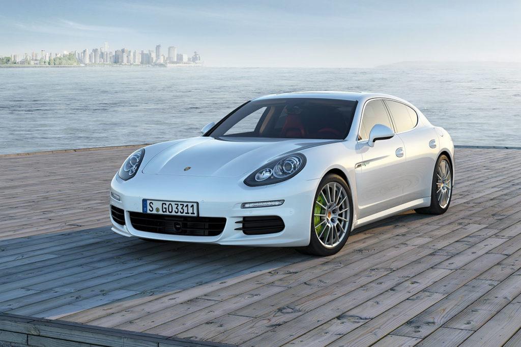 Porsche-Panamera-S-E-Hybrid Probefahrt