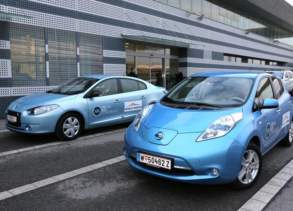 Renault-Nissan verkauft 100.000 Elektroautos