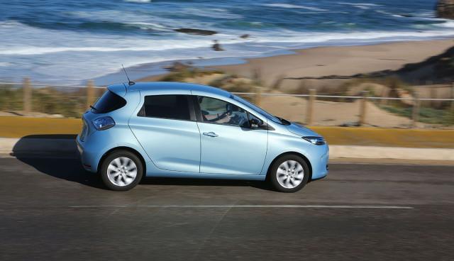 Renault ZOE verzeichnet steigende Absatzzahlen in Frankreich