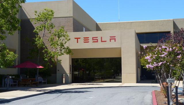 Tesla-Motors-Zentrale