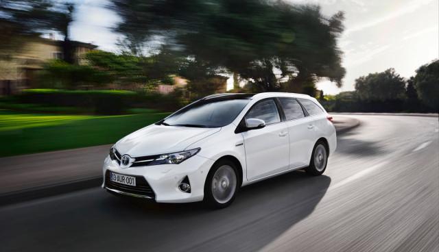 Toyota Auris Touring Sports Hybrid-Kombi