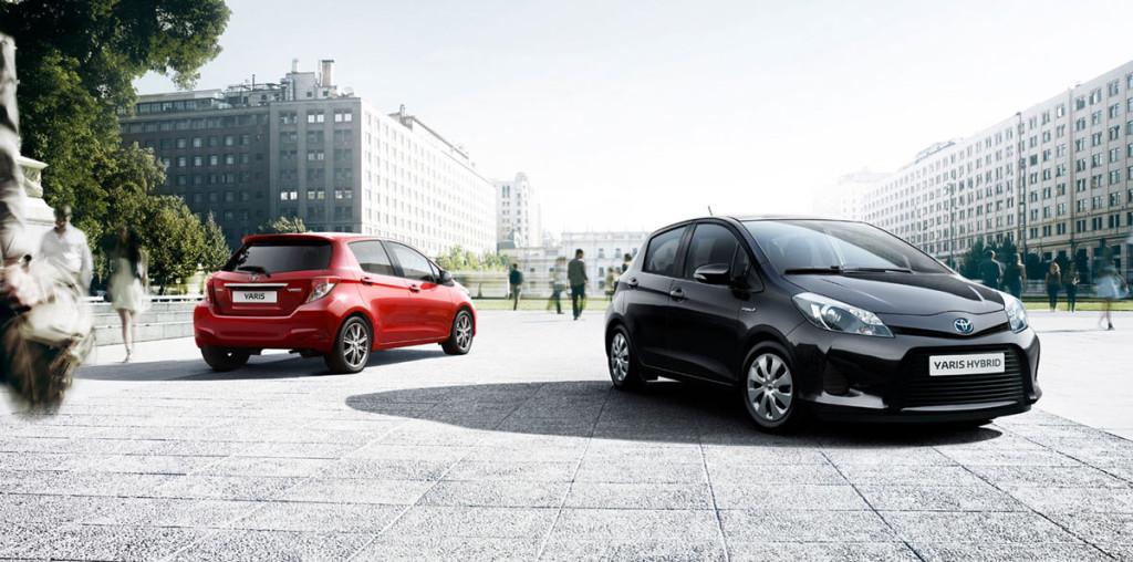 Toyota muss Produktion des Yaris Hybrid hochfahren