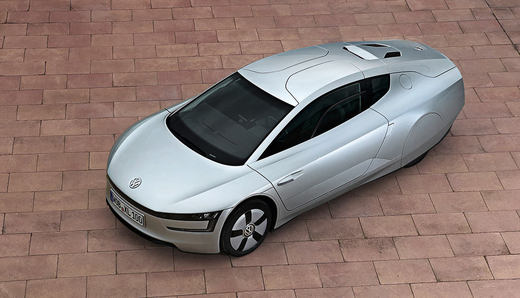 VW-XL1-Auflage