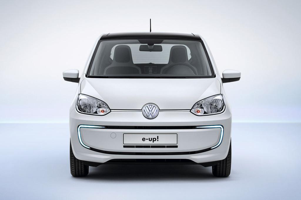 Volkswagen e-up! Preis ab 26.900 Euro