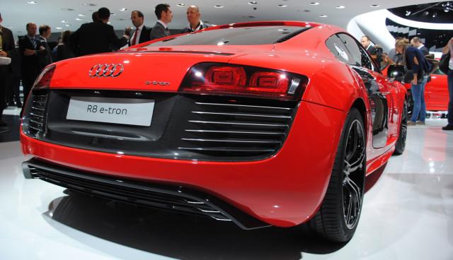 Audi Elektroauto R8 e-tron