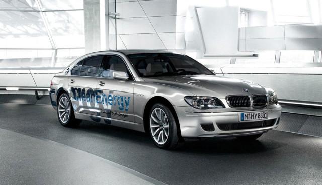BMW Brennstoffzelle