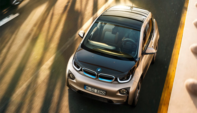 BMW i3 Fahrbericht