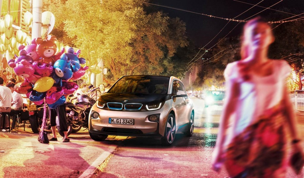 BMW i3 Marketing