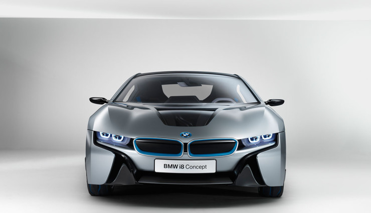 BMW-i8-Concept-Front