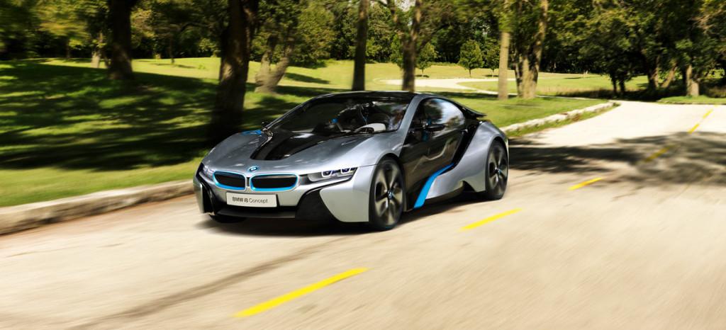 BMW i8 Leistungsdaten