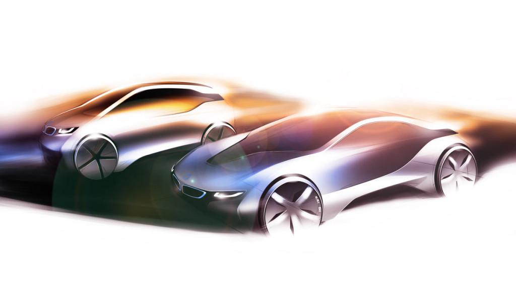 BMW i8 M-Version