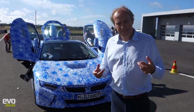 BMW-i8-Testvideo