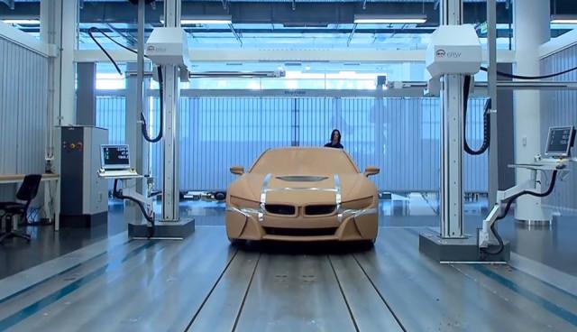 BMW i8 Video