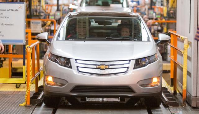 Chevrolet Volt Opel Ampera Preissenkung