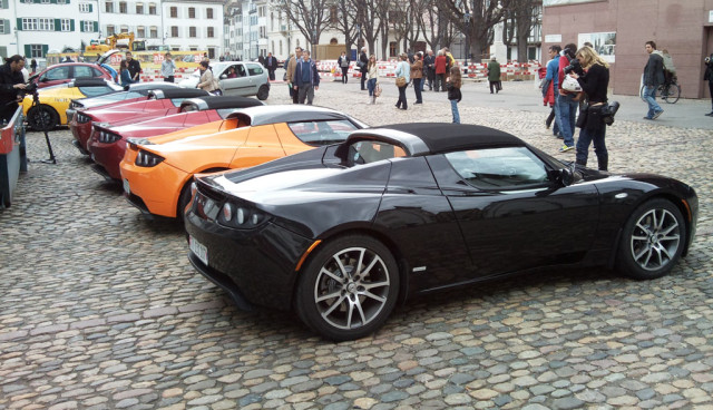 Elektrofahrzeuge Deutschland