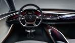 Opel Monza Concept Elektroauto Display Armaturenbrett