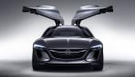 Opel Monza Concept Elektroauto Fluegeltueren