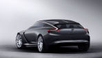 Opel Monza Concept Elektroauto Heck