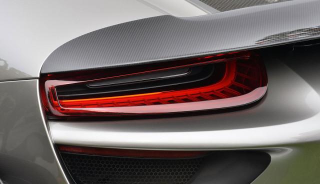 Porsche 918 Spyder Hybrid Bilder