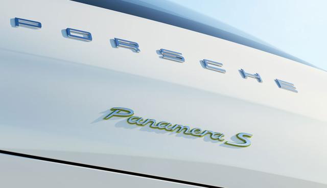 Porsche Panamera S E-Hybrid Marktanteil