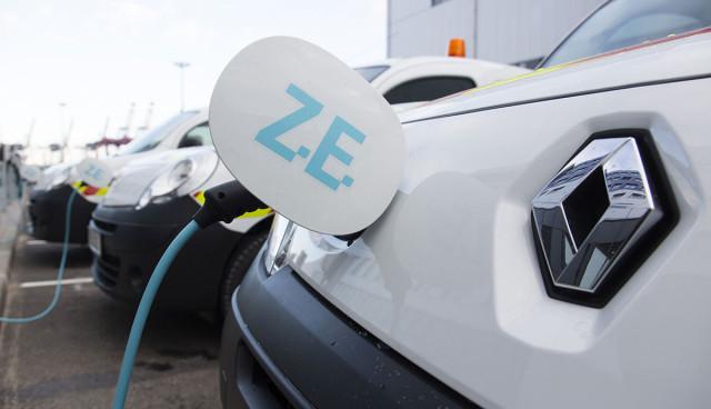 Renault Elektroauto