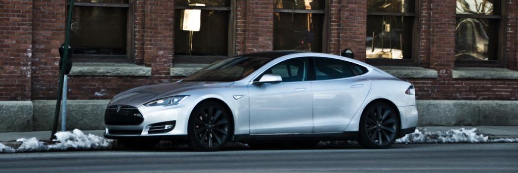 Tesla Model S Allradantrieb