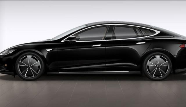 Tesla Model S Preiserhöhung und neue Optionen