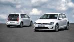 VW e-Golf Blue-e-Motion