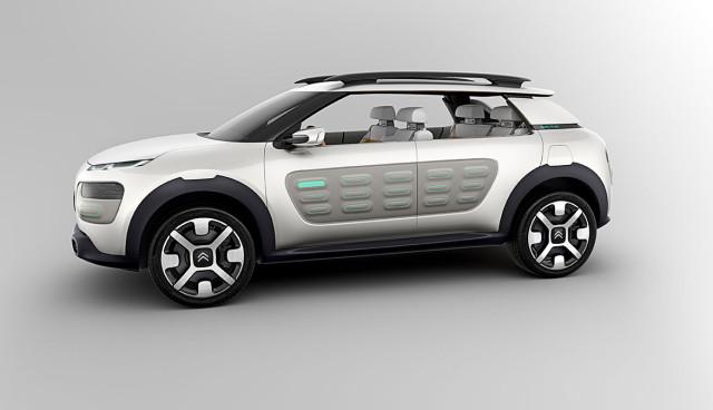 Citroën Studie Cactus IAA 2013 Seite 2