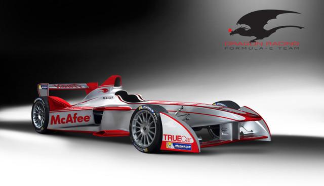 Dragon Racing Formel E
