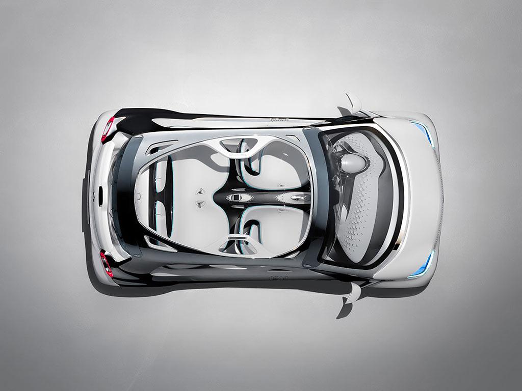 Vier Sitze & Elektromotor: smart kündigt Wiederauflage des smart ...
