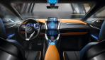 Lexus Hybrid-SUV LF-NX Innen