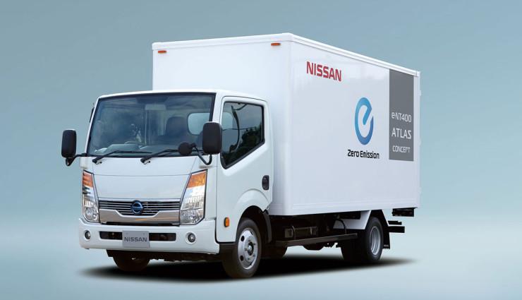 NIssan-e-NT400