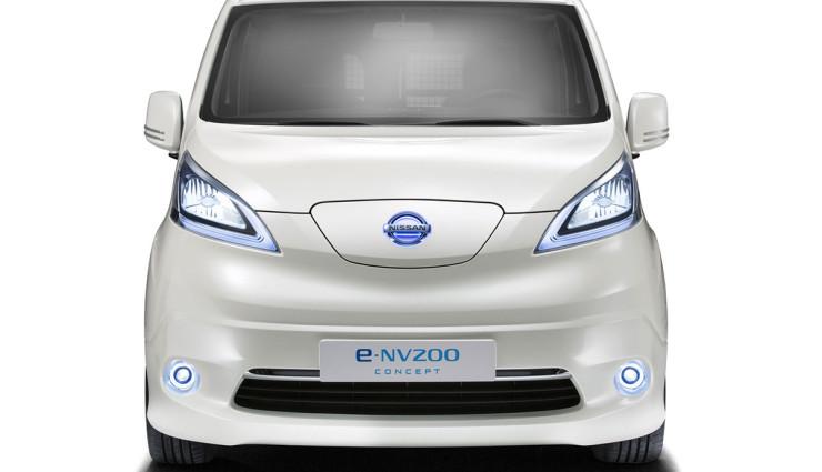 Nissan-e-NV200-Front