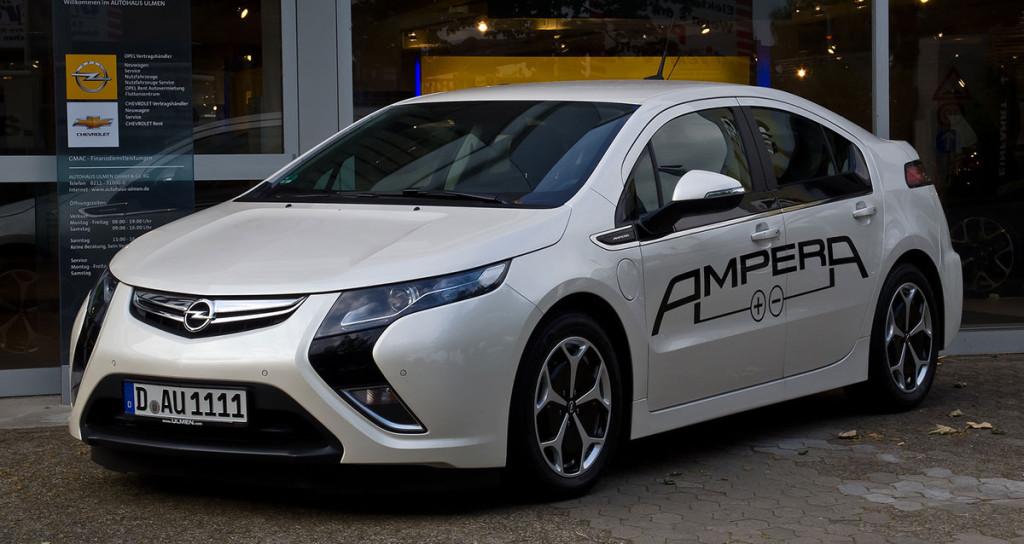 Opel-Ampera-Preissenkung